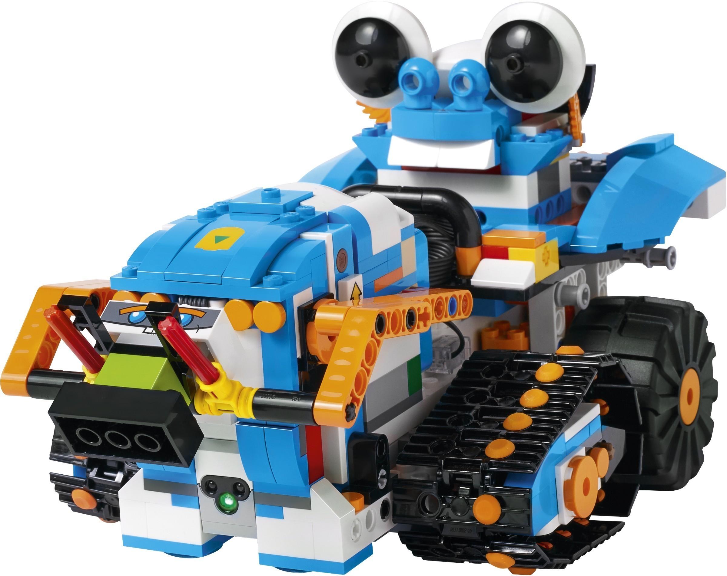 LEGO Boost Łazik M.T.R.4
