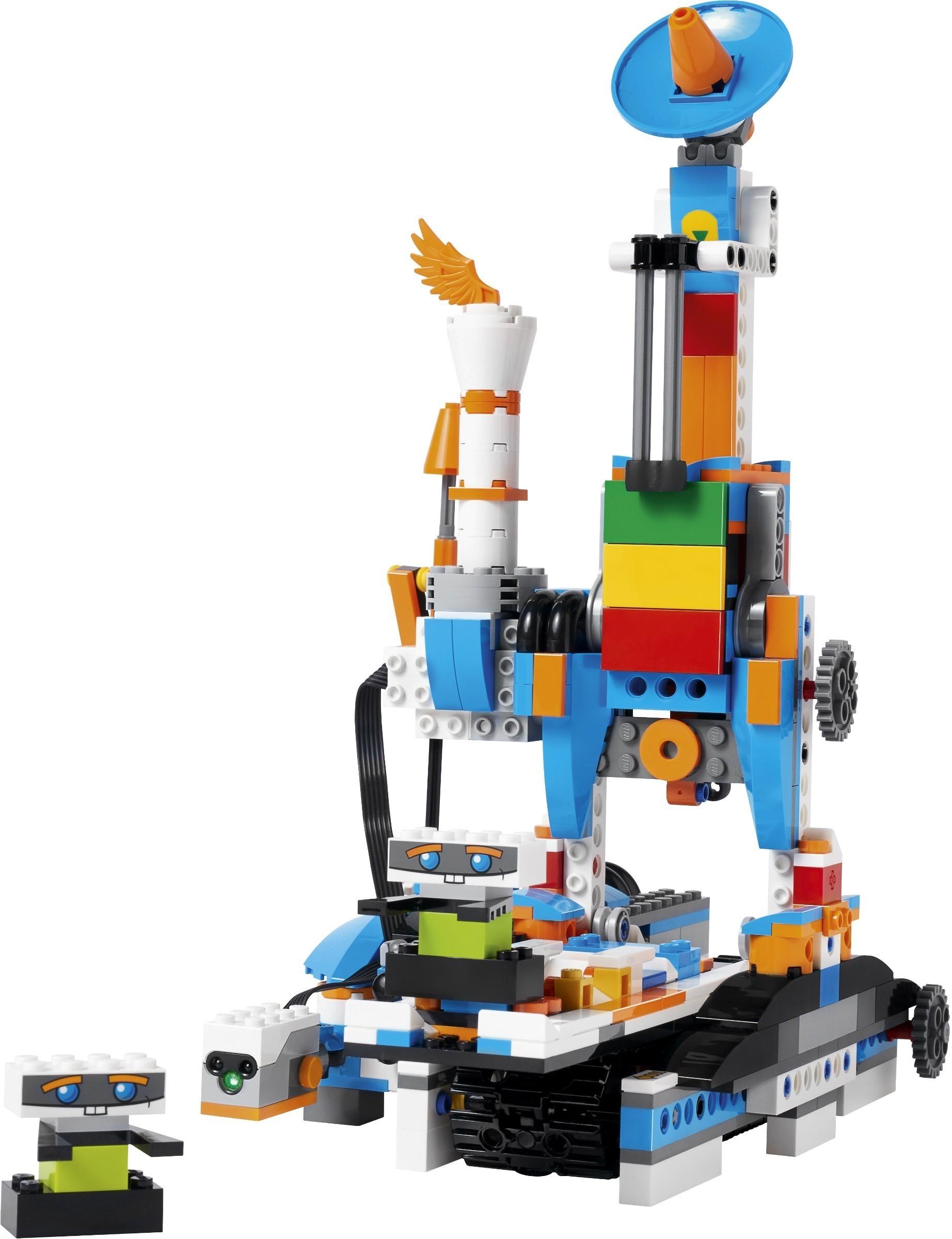 LEGO Boost Linia Produkcyjna