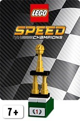Klocki LEGO Speed Champions