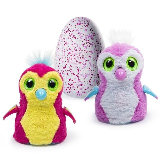 Hatchimals Pingwinek