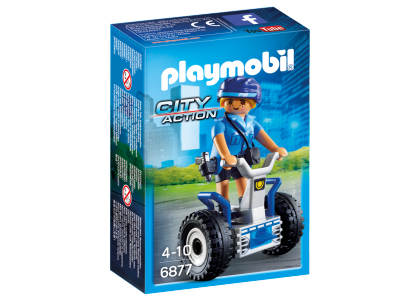 Policjantka na Balance-Racer City Action 6877