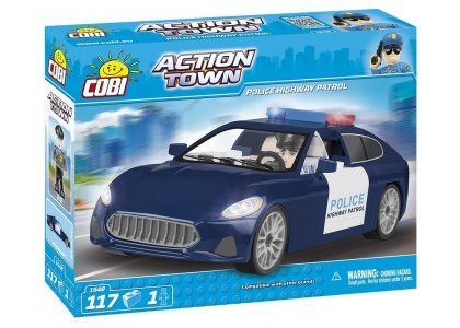Patrol policyjny Action Town 1548