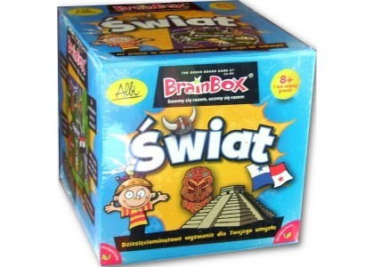 BrainBox - Świat Albi 96353