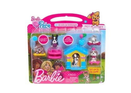 Puppy Adventure - Zabawa w Parku Barbie 61175 / 01