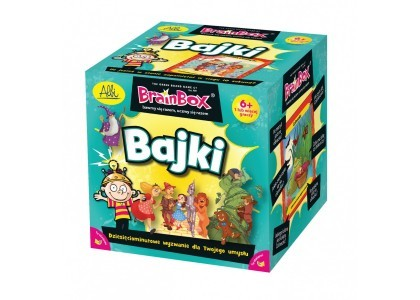 BrainBox Bajki Brain Box 27511