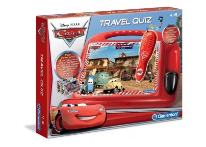 Travel Quiz Cars Clementoni 60966