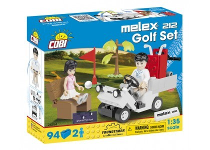 Melex Golf Set Cobi 24554