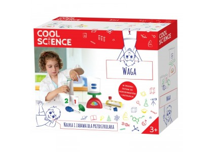 Waga Cool Science DKN4002
