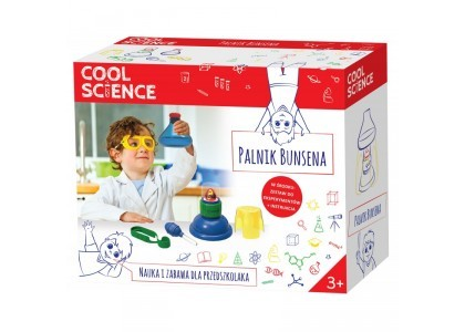 Palnik Bunsena Cool Science DKN4004