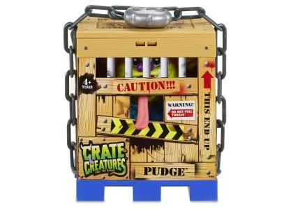 Crate Creatures Surprise - Pudge Crate Creatures 549123 / 549239