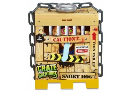 Crate Creatures Surprise - Snort Hog Crate Creatures 549123 / 549253