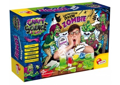 Laboratorium Doktora Zombie Crazy Science 68678