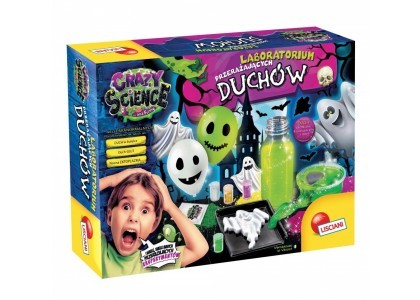 Laboratorium duchów Crazy Science 73078