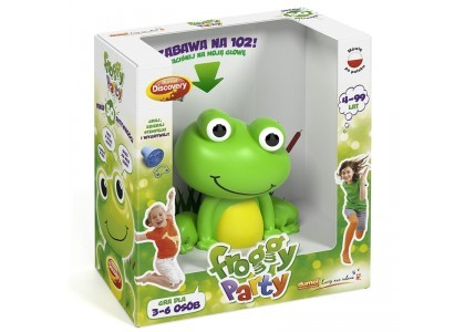 Froggy Party Discovery DD 61645