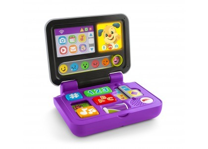 Laptop Malucha - klikaj i ucz się Fisher Price FXK36