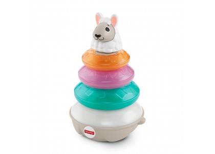 Interaktywna Lama Fisher Price GHY82