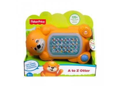 Interaktywna Wydra  Fisher Price GKC32
