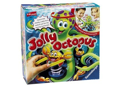 Jolly Octopus Gra 222940