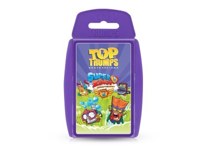 Top Trumps Super Zings Seria 5 Gra 42208