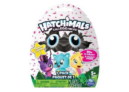 CollEGGtibles Jajko Saszetka seria 1 Hatchimals 6034128