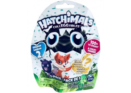 CollEGGtibles Jajko Saszetka seria 2 Hatchimals 6041314