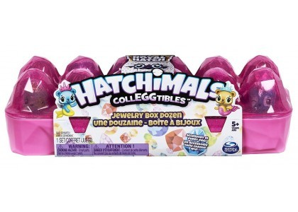 Colleggtibles 12pak seria 6  Hatchimals 6047215