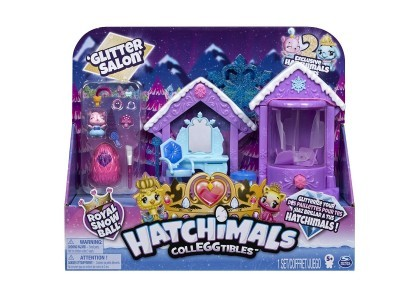 Brokatowy Salon  Hatchimals 6047221