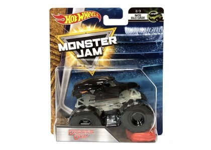 Monster Jam Superterenówka - Doom's Day HotWheels 21572 / FLX09