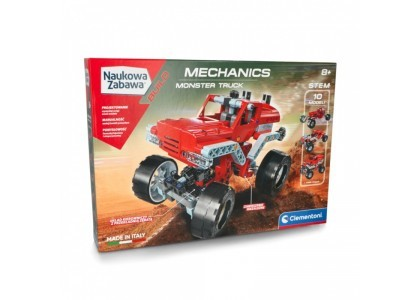 Monster Truck Laboratorium Mechaniki 50062