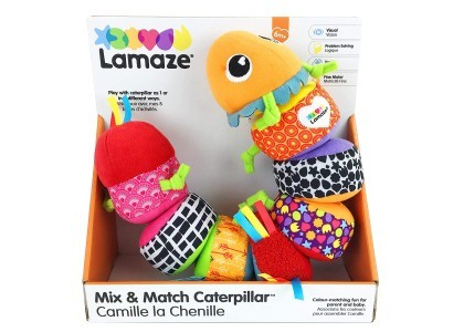 Gąsienica Mix and Match Lamaze L27244