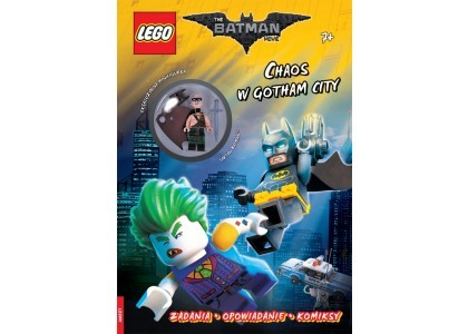Chaos w Gotham City LEGO Batman Movie LNC452