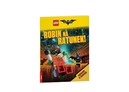 Robin na ratunek! LEGO Batman Movie LRR450