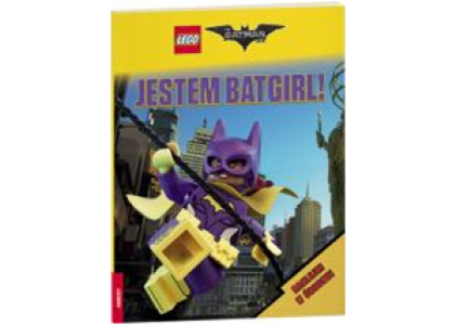 Jestem Batgirl! LEGO Batman Movie LRR451