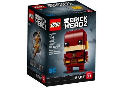 Flash LEGO Brickheadz 41598