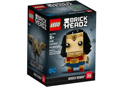 Wonder Woman™ LEGO Brickheadz 41599