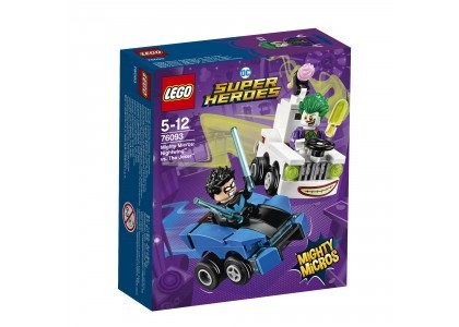 Nightwing™ vs. The Joker™ LEGO DC Super Heroes 76093