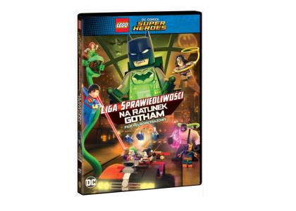 LEGO Liga Sprawiedliwości: Na ratunek Gotham
