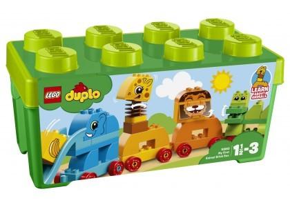 Lego Duplo Stacja Benzynowa Lego Sklep Z Zabawkami łódź