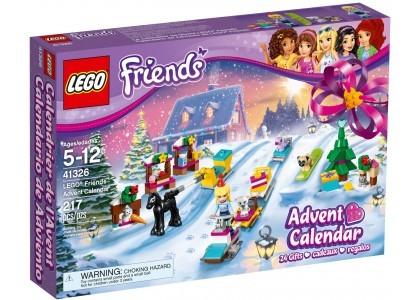 Kalendarz adwentowy LEGO Friends 2017