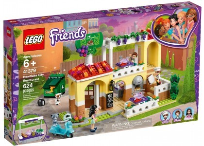 Restauracja w Heartlake LEGO Friends 41379