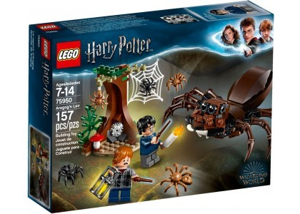 Legowisko Aragoga LEGO Harry Potter 75950