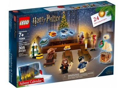 Kalendarz adwentowy LEGO Harry Potter LEGO Harry Potter 75964