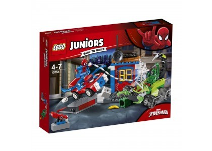 Spider-Man kontra Skorpion LEGO Juniors 10754