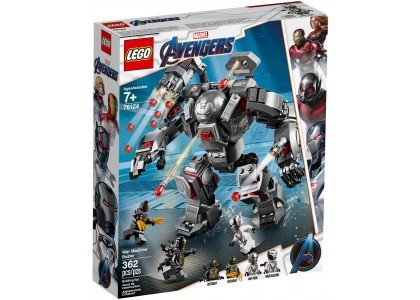 Pogromca War Machine LEGO Marvel Super Heroes 76124