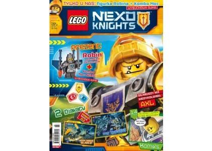 Magazyn Lego Nexo Knights