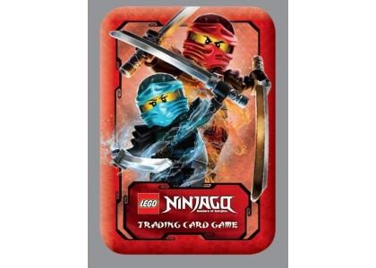 Minipuszka LEGO Ninjago+ Karty