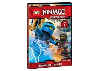 Lego Ninjago Lego Ninjago Reaktywacja Część 1 Odcinki 1 4