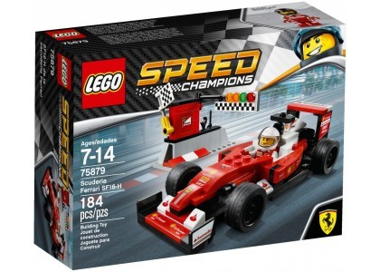 Ferrari SF16-H LEGO Speed Champions 75879