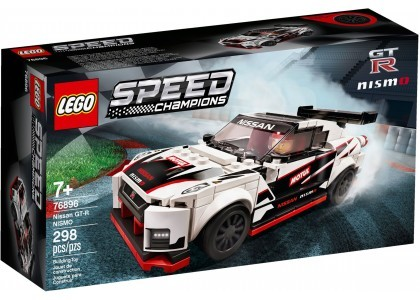Nissan GT-R NISMO LEGO Speed Champions 76896