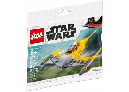 Naboo Starfighter LEGO Star Wars 30383